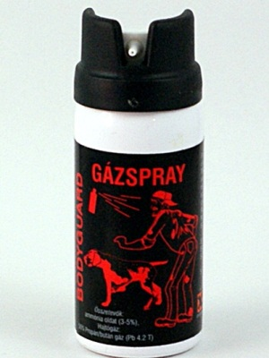 Gáz spray-ek