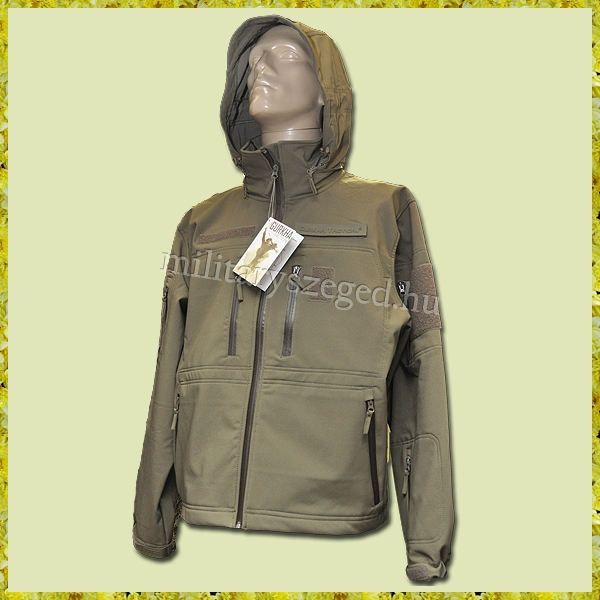 Gurkha SoftShell dzseki | Military Shop Szeged
